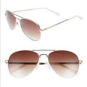 nordstrom aviator sunglasses